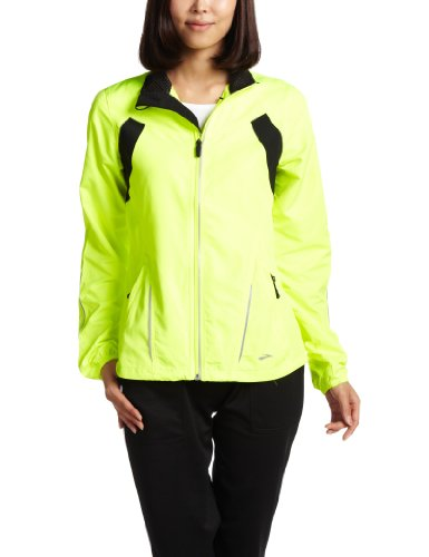 Brooks Lady Nightlife Essential II Laufjacke - Klein