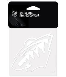 NHL Minnesota Wild Hockey White 4\