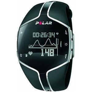 极地FT80心率监测手表