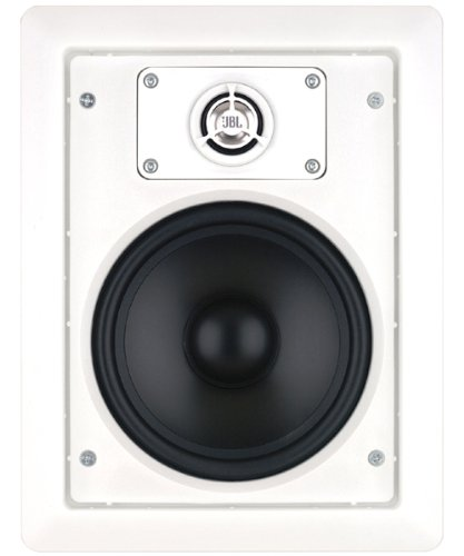 Jbl Control 126W In Wall Loudspeaker 2 Way 6.5 Inch Woofer 100 Watts Control Contractor Series- Priced And Sold As A Pair