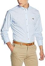 Comprar Spagnolo, Camisa Popelin Alg. Cinta 0068 - Camisa para hombre