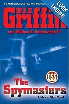 Download The Spymasters: A Men at War Novel