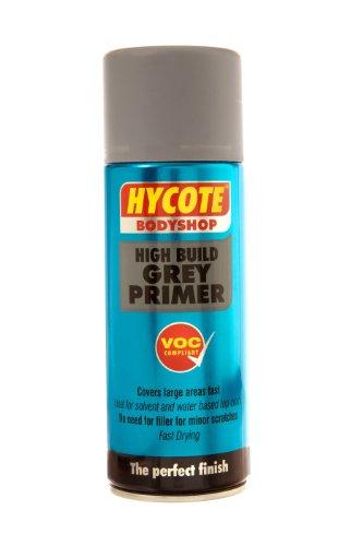 HYCOTE XUK423 High Build Primer Aerosol Spray Paint 400 ml - Grey