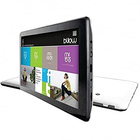 "Billow Tablet 10.1"" X100W QCore1.5GHz 8GB 4.4 Bco"