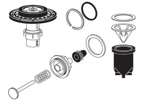 Sloan Valve R-1002-A Regal Rebuild Kit For Sloan Urinals front-1039787