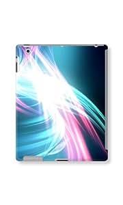 KolorEdge Back cover for Apple iPad 2 - Multicolor