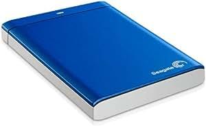 Seagate Backup Plus Portable STBU1000202 Externe Festplatte 1TB (6,4 cm (2,5 Zoll), USB 3.0) blau