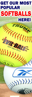 Get our most popular softballs here!