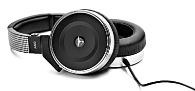 AKG Pro Audio K167 TIESTO DJ Headphones from Harman Music Group