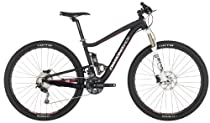 Diamondback 2012 Sortie29 1 Trail Full Suspension Mountain Bike (Black/Silver, 17-Inch/ Medium)