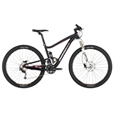 Diamondback 2012 Sortie29 1 Trail Full Suspension Mountain Bike (Black/Silver, 15.5-Inch/ Small)