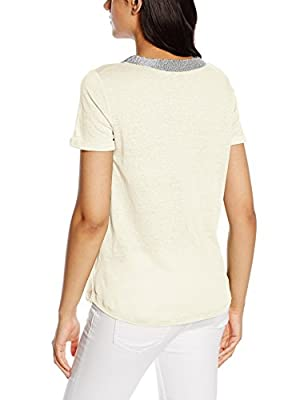 Mexx Women's Mx3020736 Women Tshirt Short Sleeve T-Shirt