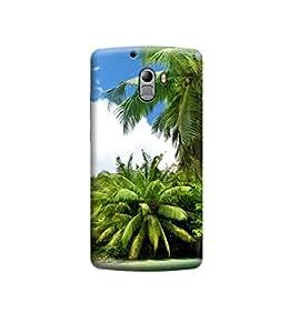 Ebby Premium Back Cover For Lenovo Vibe K4 Note
