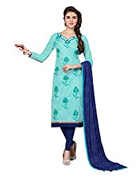 Surbhi Fashion-SDVI-ELIFA11130-Designer Semi Stitched Dress Material