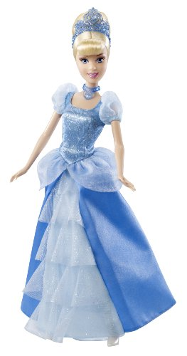 41bXpwQPMbL Reviews Disney Princess Sparkling Princess Cinderella Doll   2011