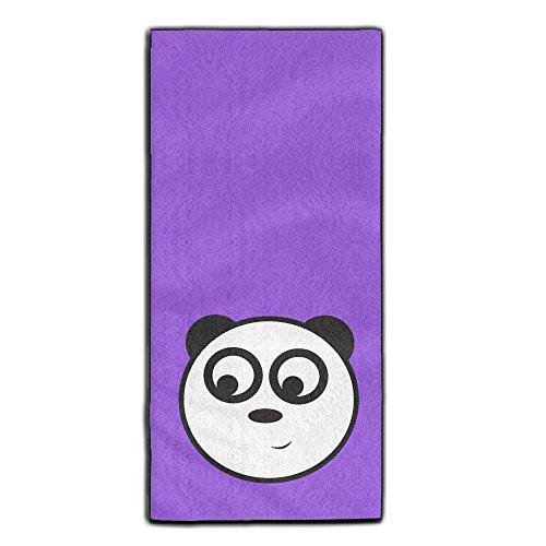 [Cute Panda Cartoon Animal Unisex Towel] (Diy Rogue Costume)