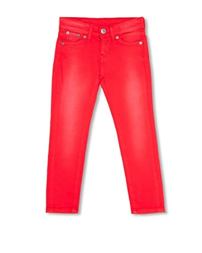 Pepe Jeans London Pantalón Pixlette Rojo