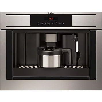 Einbau Kaffeemaschine aeg pe4511 m einbau espresso kaffeevollautomat edelstahl