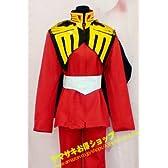 コスプレ衣装★機動戦士ガンダム ジオン 軍赤い彗星★