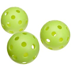 Buy Jugs Vision-Enhanced Green Poly Baseballs (One Dozen) by Jugs