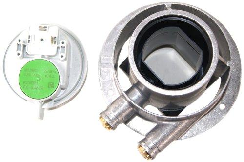 0020018140 Umrüstsatz (Adapter, Druckdose), VC/W Turbo/3 auf VC/W Turbo/3 R1