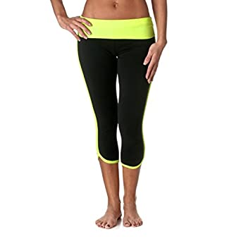 neon active bottoms