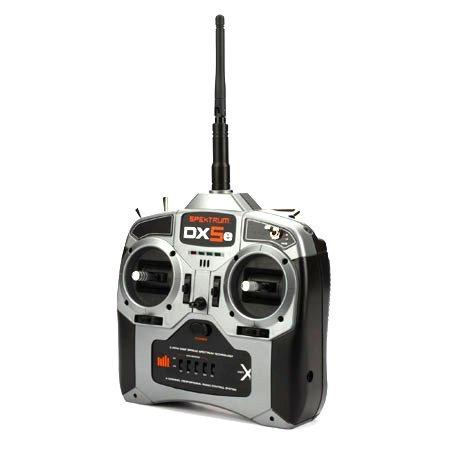 Spektrum DX5e DSMX 5-Channel Transmitter/Receiver Only (Mode 2)