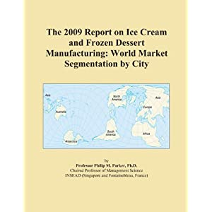 Ice cream and frozen desserts: a commercial guide to production and advertising description