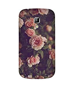 Beautiful Flower Samsung Galaxy S Duos S7562 Case