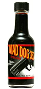 5 Million Scoville Mad Dog 357 Pepper Extract 5 Million Scovile from Mad Dog 357