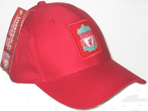 Liverpool FC Embroidered Baseball Cap