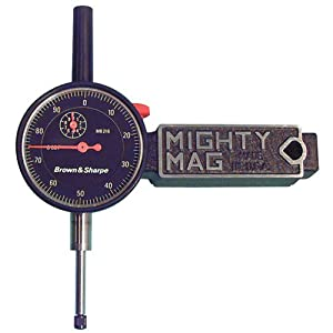 "MB216/MM-1 1"" Indicator & Mighty Mag: Test Indicators: Amazon.com"
