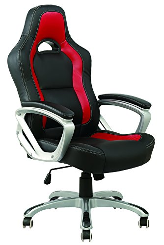 This Racing Sport Swivel Office Chair is a top computer gaming chair and will cost you over £130.