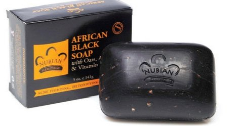 Bar Soap, African Blk with Al, 5 oz (6 Pack)