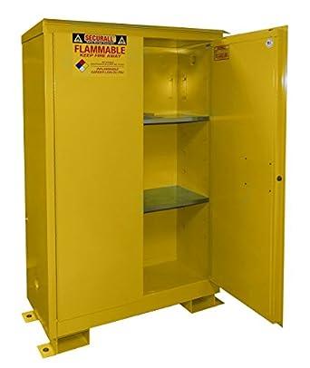 weatherproof outdoor cabinet 45 gal self close self. Black Bedroom Furniture Sets. Home Design Ideas
