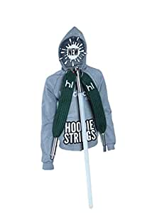 Hoodie string replacement