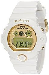 Casio Baby-G Digital Gold Dial Womens Watch - BG-6901-7DR