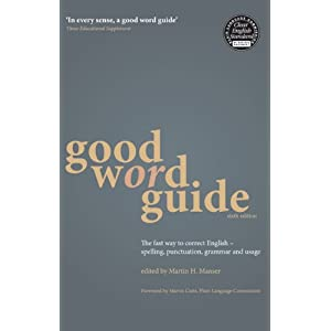 Image: Cover of Good Word Guide