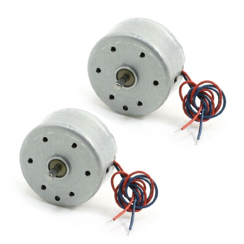 Uxcell DC Motor (2 Piece) (Vcds Micro Can compare prices)