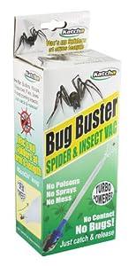 Aspirateur insectes et araign es avec pile energizer for Aspirateur piscine pile
