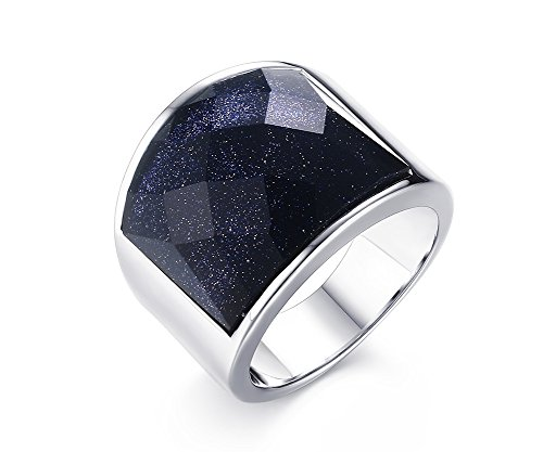vnox-stainless-steel-antique-wedding-band-blue-gravel-faceted-gemstone-ring-men-jewelry-silver-uk-si