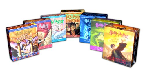 Harry Potter Complete Audio Collection