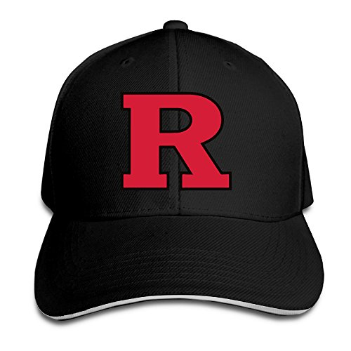 Rutgers Scarlet Knights Camo Hat, Rutgers Camouflage Cap