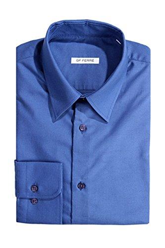 Gianfranco Ferre GF Shirt OVER, Color: Blue, Size: 40
