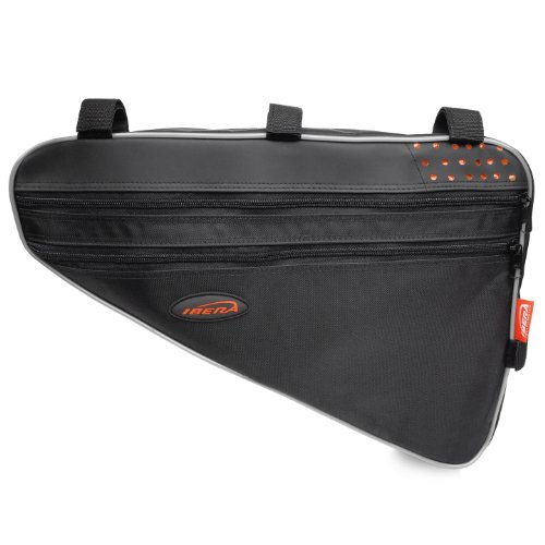 Buy Ibera Bicycle Triangle Frame Bag(Large)