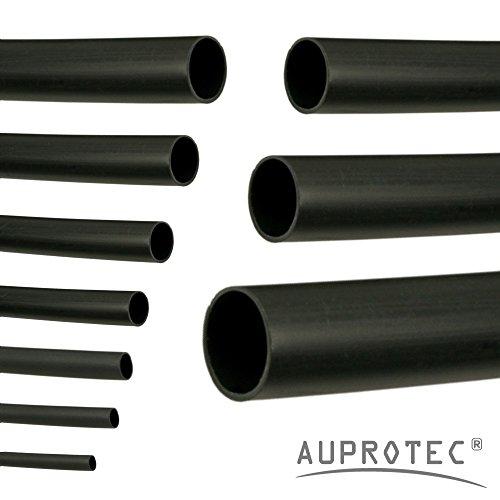 Auprotec® 5 10 20 ou 50 m Isolant Electrique PVC Gaine Isolante Protection des Câbles choix: (Ø int. 8 mm, 50m mètre)