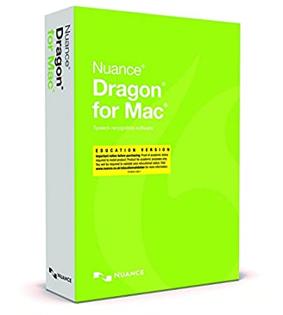 Dragon for Mac 5.0 Education Online Validation Program