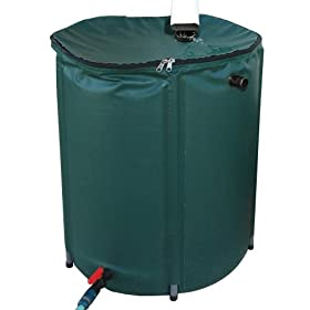 74 Gallon Collapsible Rain Barrel