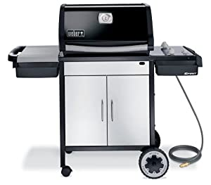 weber 3811001 spirit e 210 natural gas grill. Black Bedroom Furniture Sets. Home Design Ideas