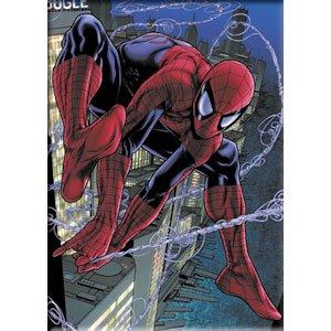 Magnet - Marvel - Spiderman Web New Toys Licensed m-mvl-0021